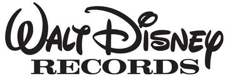 WALT DISNEY RECORDS - LOGO