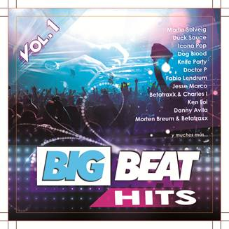 BIG BEAT HITS  VOL. 1 - WARNER MUSIC