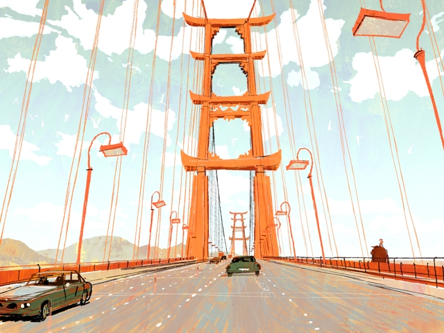 Copia de BIG HERO 6 - BRIDGE - FOTO 1 - WALT DISNEY PICTURES
