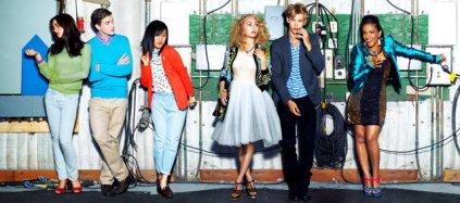 Copia de The Carrie Diaries Full-cast photo.(c) Warner Bros. Entertainment Inc