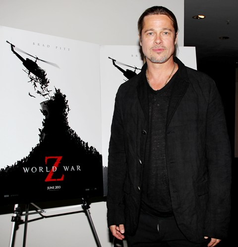 DA1042 - BRAD PITT - WORLD WAR Z - EVENT