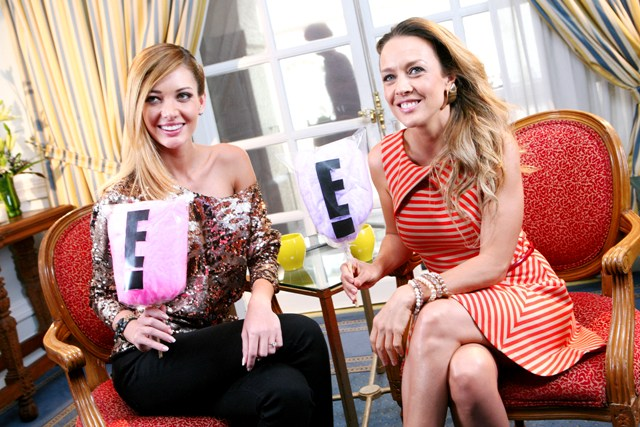 FEY - COFFEE BREAK - E ENTERTAINMENT TELEVISION