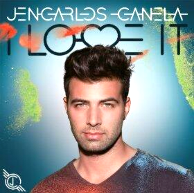 JENCARLOS CANELA - I LOVE IT - PORTADA - SENCILLO - UNIVERSAL MUSIC