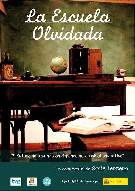 LA ESCUELA OLVIDADA - VISION PERIFERICA - CANAL 22