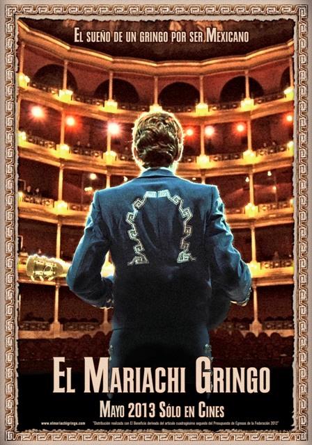 EL MARIACHI GRINGO - POSTER - SHAWN ASHMORE