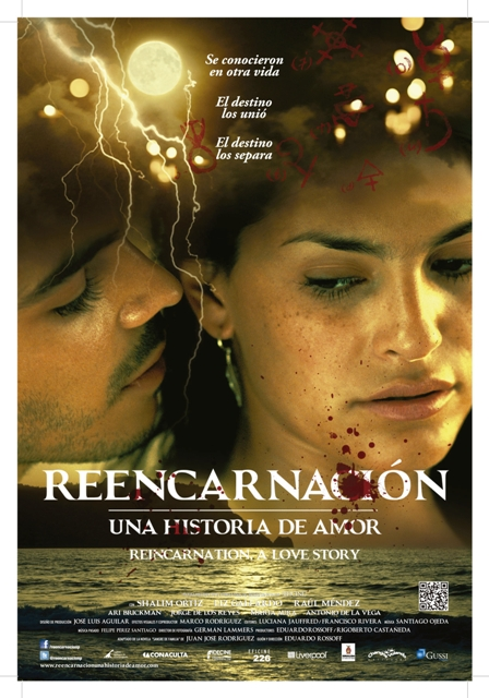REENCARNACION - POSTER - PELICULA - GUSSI CINEMA