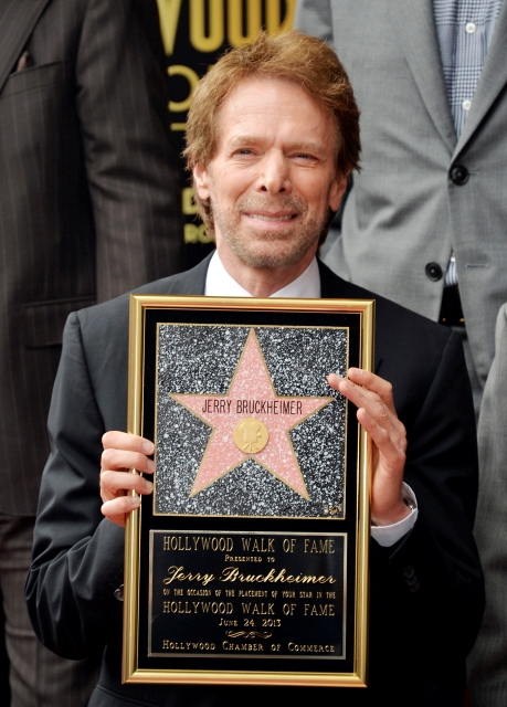 0017_JERRY BRUCKHEIMER - HOLLYWOOD WALK OF FAME