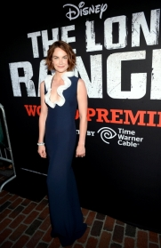 013 - RUTH WILSON - THE LONE RANGER - RED CARPET - DISNEY - CALIFORNIA