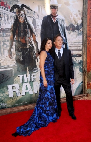 016 - THE LONE RANGER - RED CARPET - DISNEY - CALIFORNIA
