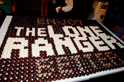 020 - THE LONE RANGER - RED CARPET - CALIFORNIA - DISNEY - CHOCOLATS