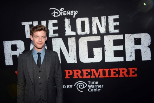 020 - THE LONE RANGER - RED CARPET - DISNEY - CALIFORNIA