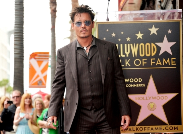 026_HOLLYWOOD WALK OF FAME - JOHNNY DEPP