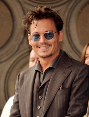 027 - JOHNNY DEPP - HOLLYWOOD WALK OF FAME