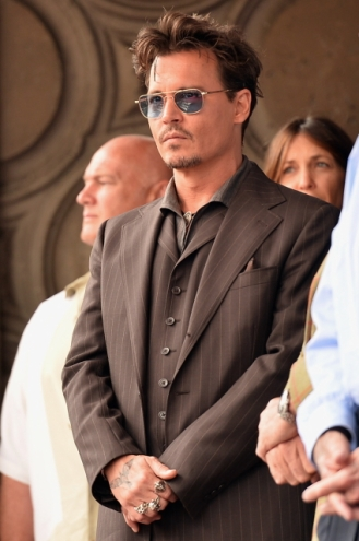 030_JOHNNY DEPP - HOLLYWOOD WALK OF FAME