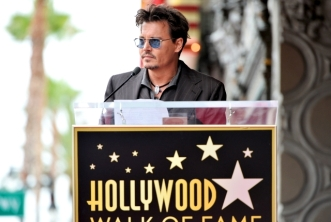 032_HOLLYWOOD WALK OF FAME - JOHNNY DEPP