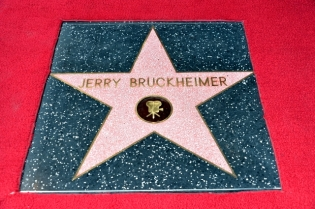 038_Legendary - JERRY BRUCKHEIMER - HOLLYWOOD WALK OF FAME - STAR