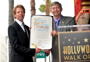 039_Legendary- JERRY BRUCKHEIMER - HOLLYWOOD WALK OF FAME
