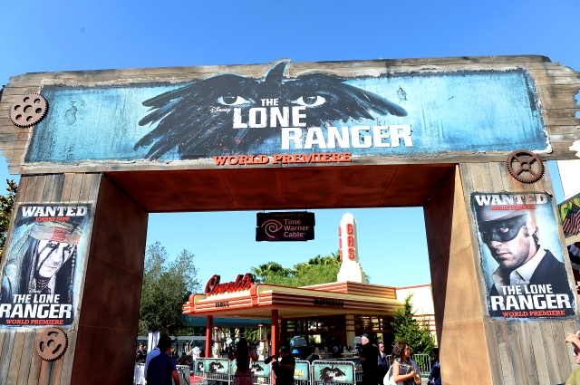 03_The_World - RED CARPET - CALIFORNIA - THE LONE RANGER