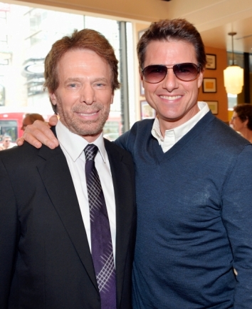 040_Legendary- JERRY BRUCKHEIMER - TOM CRUISE - HOLLYWOOD WALK OF FAME