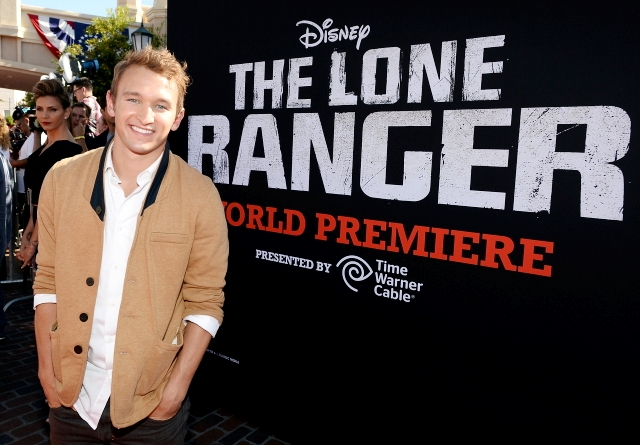 044 - THE LONE RANGER - RED CARPET - DISNEY - CALIFORNIA
