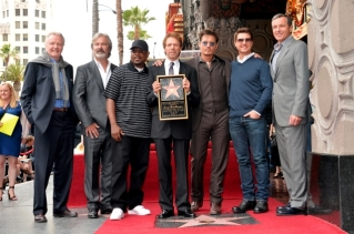 045_Legendary- JERRY BRUCKHEIMER AND FRIENS - HOLLYWOOD WALK OF FAME