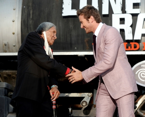 05 - ARMIE HAMMER - THE LONE RANGER - RED CARPET - DISNEY - CALIFORNIA