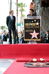 050- JERRY BRUCKHEIMER - JOHNNY DEPP - HOLLYWOOD WALK OF FAME