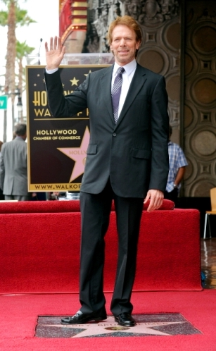 05_Legendary - JERRY BRUCKHEIMER - HOLLYWOOD WALK OF FAME -