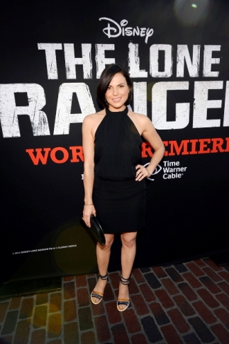 05_The lone ranger - red carpet - california