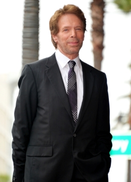 063- JERRY BRUCKHEIMER - HOLLYWOOD WALK OF FAME