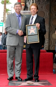 070 - JERRY BRUCKHEIMER - HOLLYWOOD WALK OF FAME