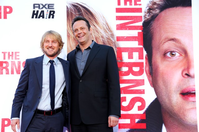 -0737 - THE INTERNSHIP - APRENDICES FUERA DE LINEA - PREMIERE - LOS ANGELES