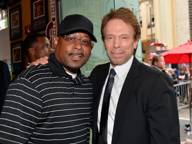 077 - JERRY BRUCKHEIMER - HOLLYWOOD WALK OF FAME