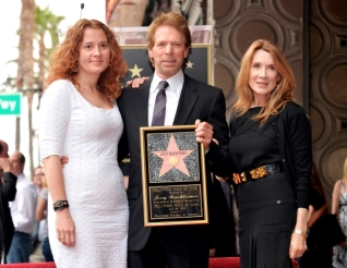 078- JERRY BRUCKHEIMER - HOLLYWOOD WALK OF FAME