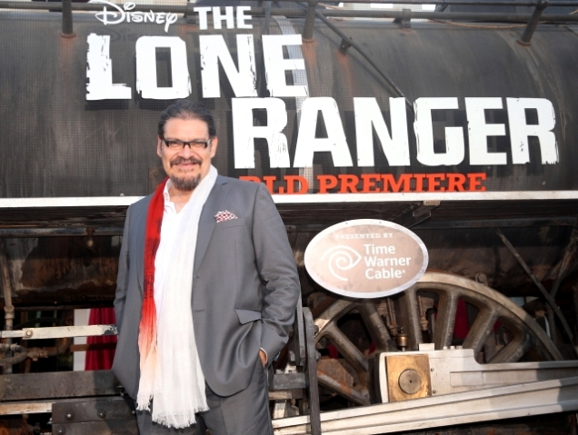 079 - JOAQUIN COSSIO - THE LONE RANGER - RED CARPET - DISNEY - CALIFORNIA