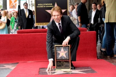 07_Legendary - JERRY BRUCKHEIMER - HOLLYWOOD WALK OF FAME - FOTO 2