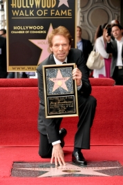 08 - JERRY BRUCKHEIMER - HOLLYWOOD WALD OF FAME - FOTO 4