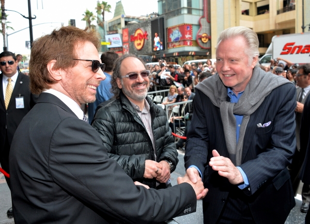 085 - JERRY BRUCKHEIMER - HOLLYWOOD WALK OF FAME