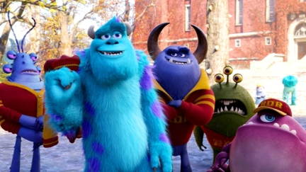 101- MONSTERS UNIVERSITY