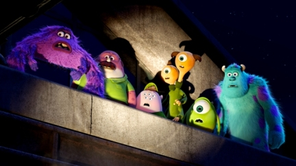 127 - MONSTERS UNIVERSITY