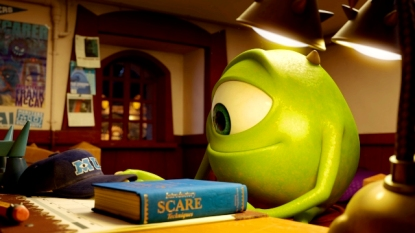 137 - MONSTERS UNIVERSITY