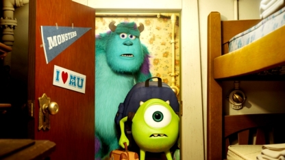 137- MONSTERS UNIVERSITY