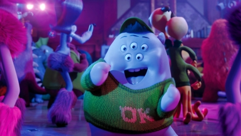141 - MONSTERS UNIVERSITY