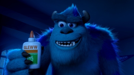 147 - MONSTERS UNIVERSITY