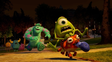 .168 - MONSTERS UNIVERSITY