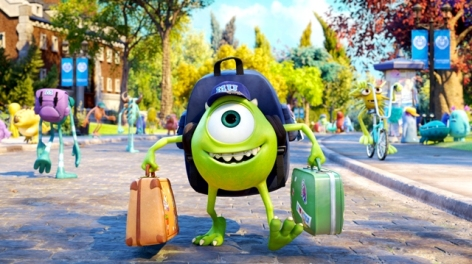 169 -MONSTERS UNIVERSITY
