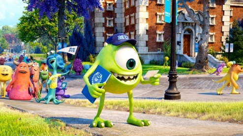 177 - MONSTERS UNIVERSITY