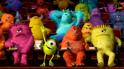 181 - MONSTERS UNIVERSITY