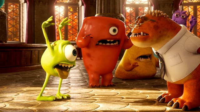 189 - MONSTERS UNIVERSITY