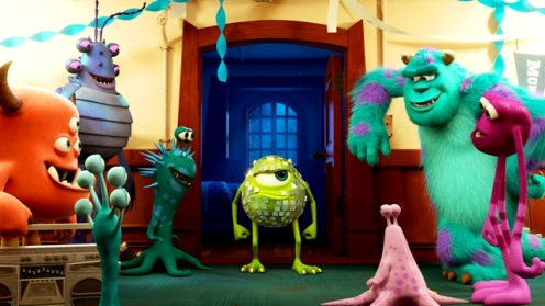191 - MONSTERS UNIVERSITY